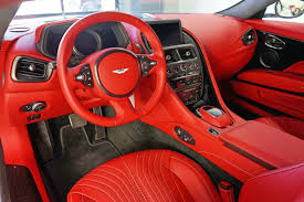 aston martin cars interior 2017 aston martin db11 you can buy right now