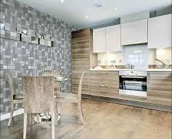 fliesen tapete küche moderne fliesen tapete küche mit mosaik steinoptik in grau