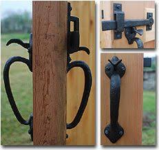 chain link fence gate latches hardware latch