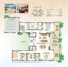 550 Square Feet Floor Plan by Hoku Plan 1 Emerald Homes At Wainani Poipu Koloa Hawaii