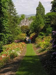 Botanic Gardens Uk Dawyck Botanic Garden Feature Page On Undiscovered Scotland