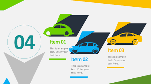 powerpoint themes free cars free animated business infographics powerpoint template slidemodel