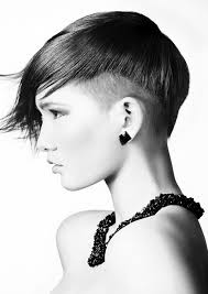 modern punk short hair styles