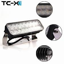 Led Light Bar Utv by Tc X 2pcs 9 Inch 54w Led Light Bar Ultra Flood Lights For Truck