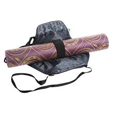 Gaiam on the go pro yoga mat carrier save 33