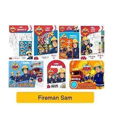 fireman sam stickers ebay
