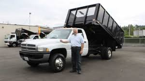 Town And Country Truck 5731 1997 Dodge Ram 3500 One Ton 12 Ft