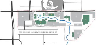 Okc Map Lower Bricktown