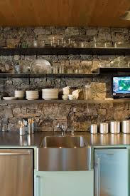 rock kitchen backsplash kitchen backsplash adorable backsplash kitchen tumbled rock