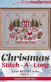 christmas cross stitch patterns u0026 kits 123stitch