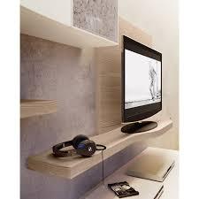 mensole rovere grigio mensole porta tv home interior idee di design tendenze e