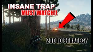 pubg strategy insane new pubg strategy must see to believe youtube