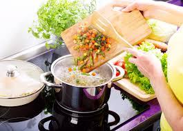 comment cuisiner les legumes comment faire une soupe de légumes fiche technique marciatack fr