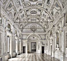 Palace Of Caserta Floor Plan by Inside The Magnificent Empty Spaces Of Europe U0027s Grandiose Palaces