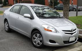 2007 toyota yaris information and photos zombiedrive