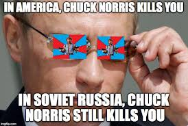 In Soviet Russia Meme - in soviet russia imgflip