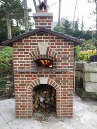 wood fired heating and cooking brick ovens to be introduced at