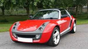 used 2004 smart car roadster rhd 80bhp for sale in staffordshire
