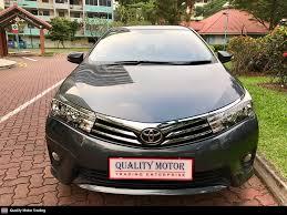 classic toyota cars buy used toyota corolla altis classic 1 6 cvt car in singapore