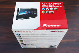 pioneer photo box pioneer avh x4500bt review pacific stereo