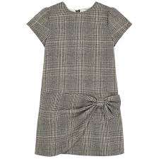 flannel dress lili gaufrette for girls melijoe com