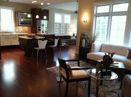 Color Schemes For Open Floor Plans Cabinet White Cabinets Dark Floor Kitchen Plans Islands Home
