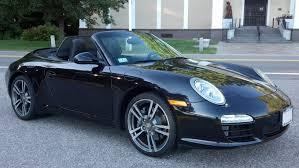 Porsche Boxster Black Edition - fun in the sun porsche 911 black edition u2013 limited slip blog