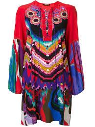 roberto cavalli floral jacquard shift dress d1131 women clothing