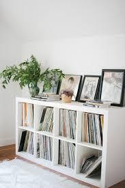Vinyl Record Bookcase 28 Ikea Kallax Shelf Décor Ideas And Hacks You U0027ll Like Digsdigs