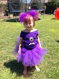 Despicable Halloween Costumes Toddler Big Bite Despicable Minion Purple Minion Costume