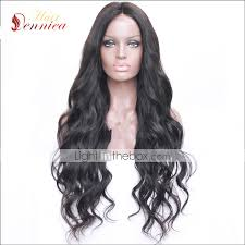 light in the box wig reviews human hair full lace lace front wig body wave 120 130 density