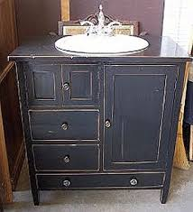 Furniture Style Bathroom Vanities Antique Bathroom Vanity Choose Genuine Or Reproduction