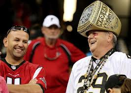 Saints Falcons Memes - atlanta jabs super bowl cracks more saints fans have plenty