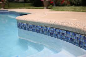 Glass Tile Installation Swimming Pool Tile U0026 Coping Frog U0027s Pool Renovation U0026 Repairs
