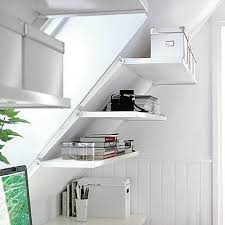 diy attic shelving systems points to consider