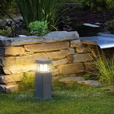 Lights For Landscaping - home bollard lights 120v for landscape furniture decor trend