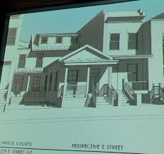 shotgun house plans anc6b signs off on revised plan for preserving the shotgun house