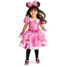 minnie mouse costume for kids pink shopdisney