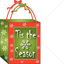 christmas gift bag christmas gift bag clipart christian christmas word
