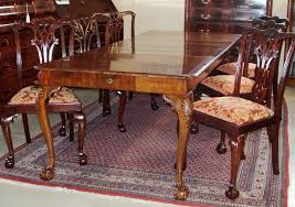 Antiques Dining Tables Brilliant Design Antique Dining Table Nice Idea Intended For House