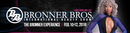 bonner brother winter hairshow in atlanta bronner bros