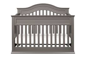 Universal Bed Rail For Convertible Crib by Graco Benton 5in1 Fixedside Convertible Crib Pebble Gray Model Bed