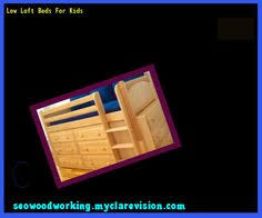 Woodworking Plans For Loft Beds by Plans For Building A Loft Bed 121038 Woodworking Plans And