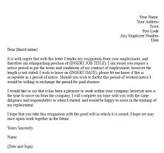 resignation letter format no notice period education jobs at google