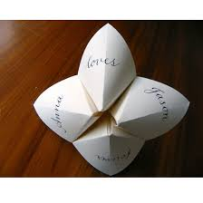 alternative valentines gifts couples cootie catcher alternative valentines pinterest