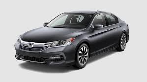 2017 honda accord hybrid honda