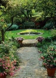 Small Walled Garden Ideas Small Walled Garden Lovely Gardensadore06 Pinterest