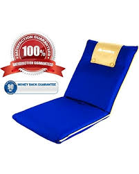 fall sale wealers portable foldable padded comfortable recliner
