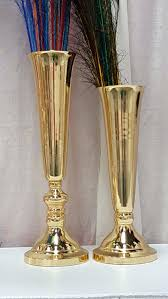 Gold Vases For Weddings Gold Square Floral Vases For Centerpieces 27101 Gallery