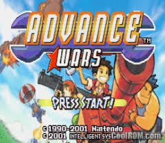 android gba roms advance wars rom for gameboy advance gba coolrom